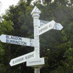 Charterghouse Fingerpost