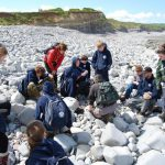 Fossil Hunting at Kilve