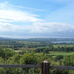 View from Prospect Stile to Chew Valley Lake