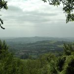 View from Ebbor Gorge (credit mendip Hills AONB Unit)sm